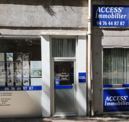 Access' Immobilier Grenoble (38000)